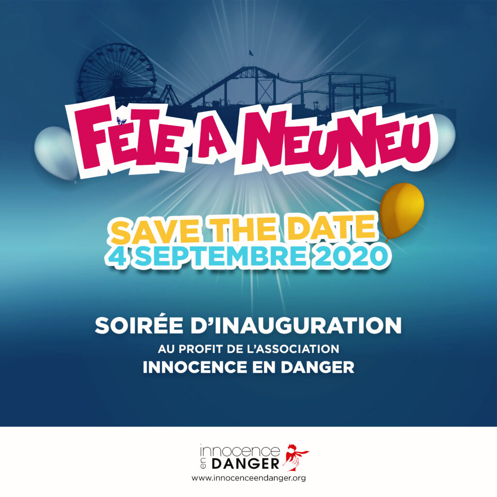 Save the Date Fête à Neu-Neu