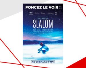 Projection du film Slalom